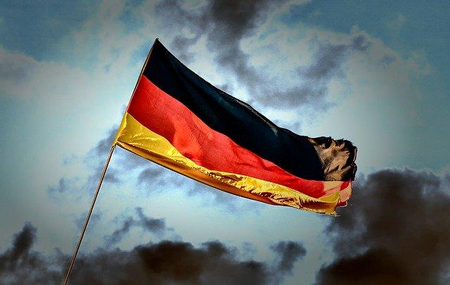 drapeau de l'allemangne